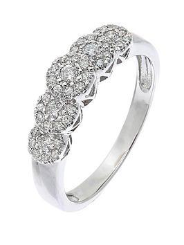 love-diamond-9-carat-white-gold-35-point-5-cluster-eternity-ring