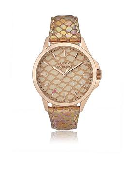 juicy-couture-jetsetter-snake-print-leather-watch-rose-gold