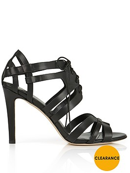lola-cruz-cut-out-sandals-black