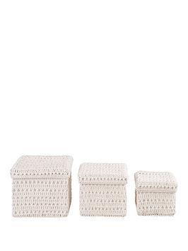 set-of-3-crochet-lidded-boxes
