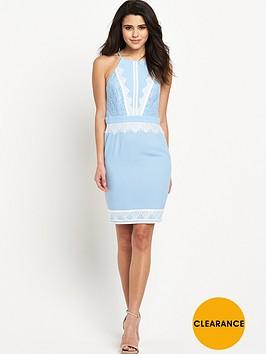 lipsy-lace-apron-neck-dress