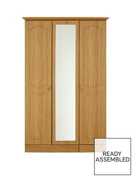consort-hudson-3-door-mirrored-wardrobe