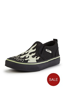 vans-asher-glow-slip-on-junior-children