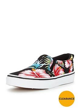 vans-vans-asher-slip-on-tropical-floral-children
