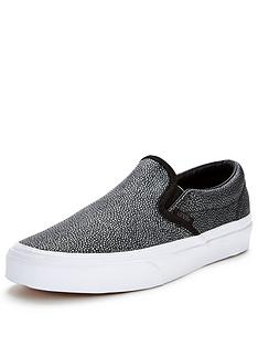 vans-classic-slip-on-embossed-stingray