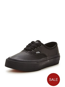 vans-authentic-junior-leather-children