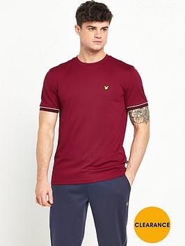 lyle-scott-sport-piping-t-shirt