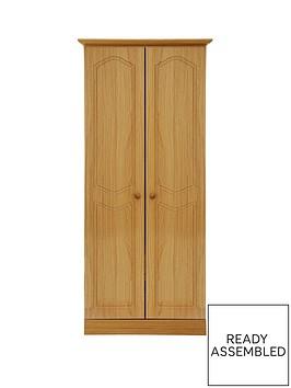 consort-hudson-ready-assembled-2-door-wardrobe