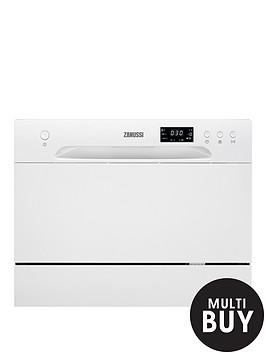 zanussi-zdm17301wanbsp6-place-compact-dishwasher-white