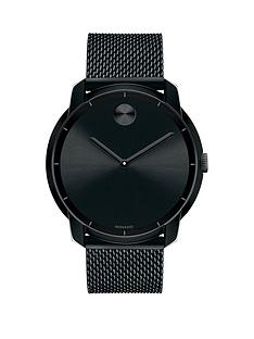 movado-movado-bold-black-dial-44mm-black-mesh-bracelet-mens-watch
