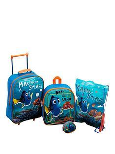 finding-nemo-finding-nemo-4-piece-luggage-set