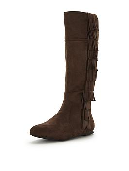 v-by-very-gracie-fringe-boots