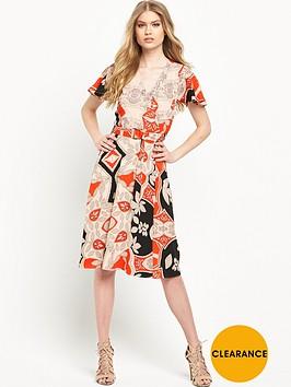 river-island-printed-d-ring-midi-dress