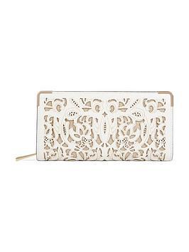 aldo-laser-cut-purse