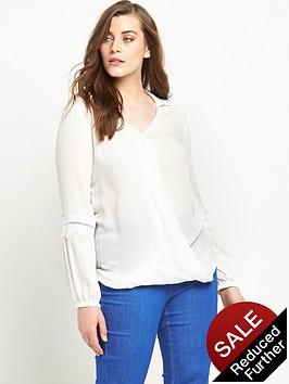 alice-you-cross-front-crochet-detail-blouse-white