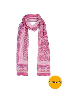 v-by-very-girls-boho-print-scarf