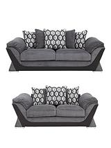 Hudson 3-Seater+ 2-SeaterSofa Set (Buy and SAVE!)
