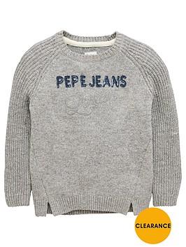pepe-jeans-girls-georgia-knit