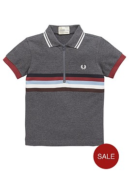 fred-perry-ss-chest-stripe-polo