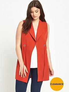 so-fabulous-eyelet-sleeveless-jacket