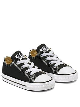 converse-all-star-ox-toddler-infant-plimsolls-black