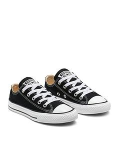 f4ef68ce75fd Converse Chuck Taylor All Star Ox Core Childrens Trainers