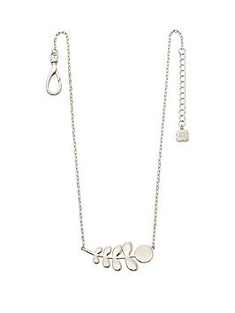 orla-kiely-silver-plated-leaf-necklace