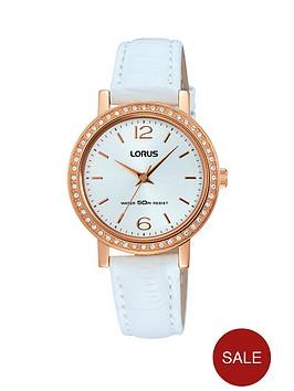 lorus-lorus-rose-gold-case-white-leather-white-strap-ladies-watch