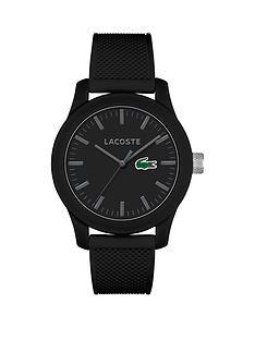 lacoste-lacoste-1212-black-dial-black-strap-unisex-watch