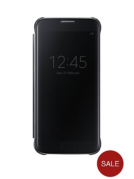 samsung-galaxy-s7-clear-view-cover-black