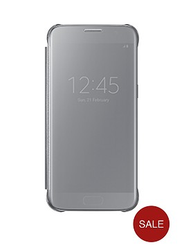 samsung-galaxy-s7-clear-view-cover-silver