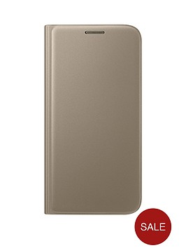 samsung-galaxy-s7-edge-flip-case-gold