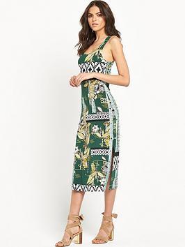 river-island-floral-print-midi-dress