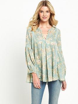 denim-supply-ralph-lauren-denim-amp-supply-avery-swing-blouse