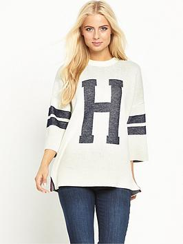 hilfiger-denim-34-sleeve-sweater