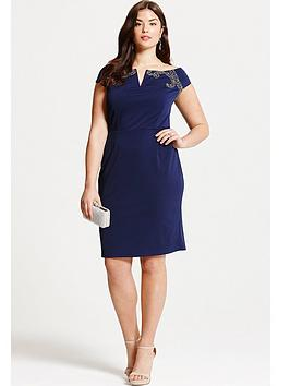 little-mistress-curve-embellished-bardot-bodycon-dress