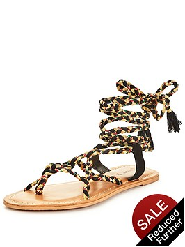 v-by-very-evelyn-plaited-tie-up-the-leg-flat-strappy-sandal