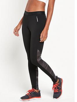 reebok-workout-mesh-logo-tight