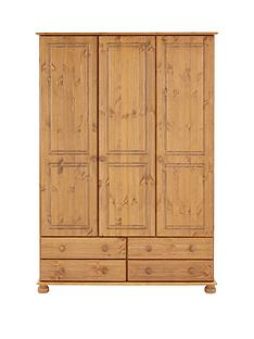 richmond-3-door-4-drawer-wardrobenbsp