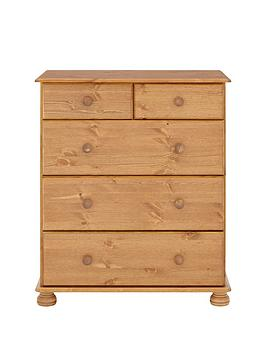richmond-solid-pine-2-3-drawer-chest