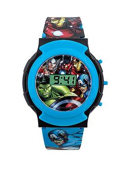 the-avengers-avengers-character-strap-kids-watch