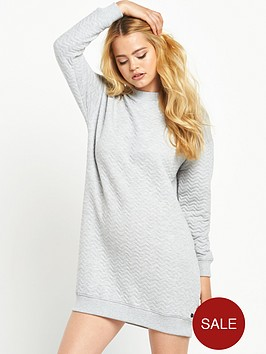 superdry-quilted-nordic-dress