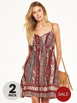 v-by-very-two-pack-dresses