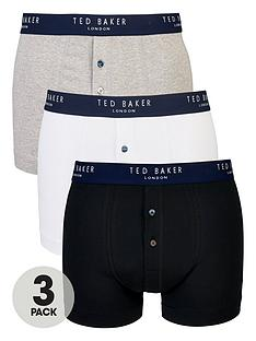 ted-baker-mensnbsp3-pack-basic-button-boxers