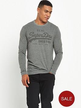 superdry-orange-vintage-logo-ls-t-shirt