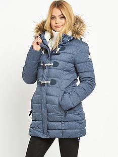 superdry-tall-marl-toggle-puffle-jacket-blue-marl
