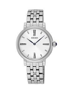 seiko-seiko-white-sunray-dial-blue-hands-ladies-bracelet-watch