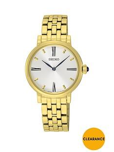 seiko-seiko-white-sunray-dial-gold-tone-steel-gold-tone-bracelet-ladies-watch
