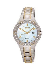 seiko-seiko-solar-white-dial-swarovski-crystal-set-bezzel-two-tone-stainless-steel-ladies-watch