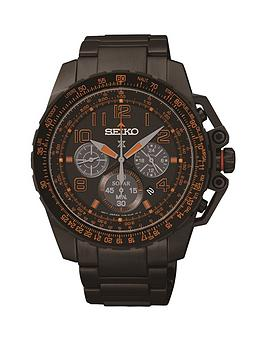 seiko-seiko-prospex-black-dial-orange-highlights-solar-chornograph-mens-watch